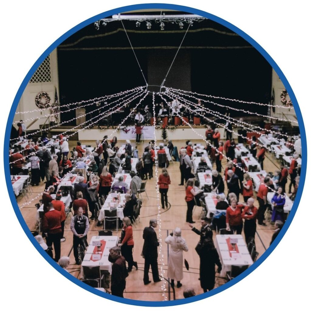 Holiday Dinner Dance | Senior Resource Council